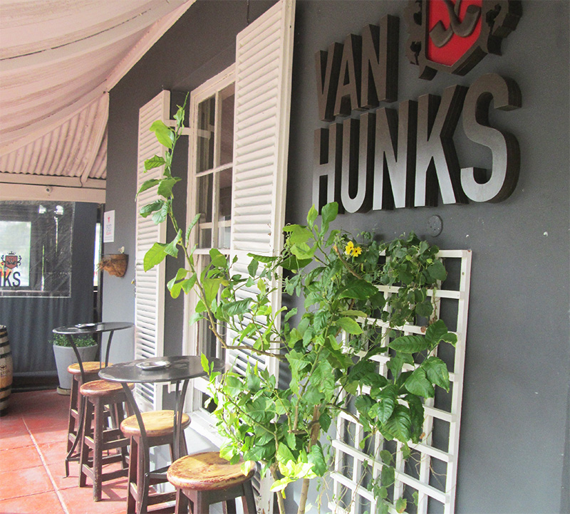 Van Hunks Cape Town Restaurant deals